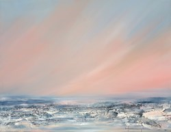 Havsbild by Lynne Timmington -  sized 35x28 inches. Available from Whitewall Galleries